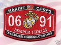 USMC MOS 0691 Operational Communication Chief Patch.jpeg