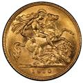 Australia 1910-S Gold 12 Sovereign KM-14 PCGS MS-62 3