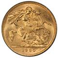 Australia 1930-P Gold Sovereign KM-32 PCGS MS-64+ 1