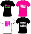 Any 80s Slogan Womens Fitted T Shirt.jpeg