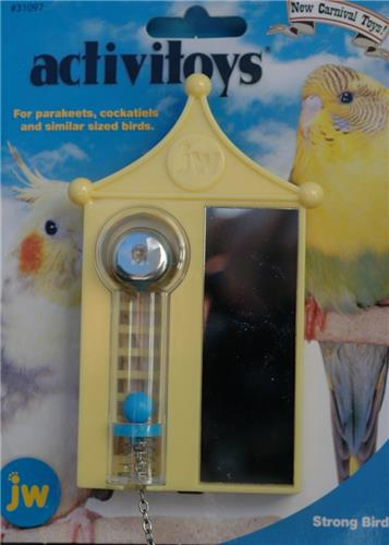 JW's Carnival Toy Series - Strong Bird- Toy  for small birds