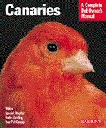 Barrons Books Canaries