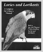 Barrons Books Lories and Lorikeets Manual