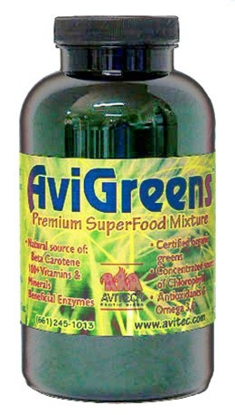 Avitech - AviGreens Super Green 4oz