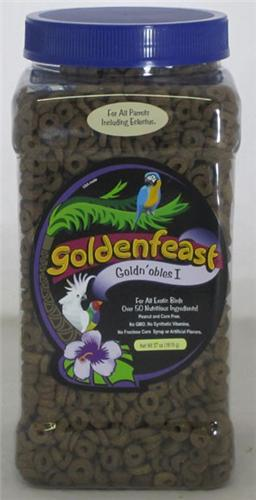 Goldenfeast's-  Golden'Obles  57 oz.- Grain Cereal