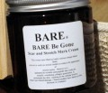 BARE Be Gone Scar and Stretch Mark Cream 8 oz.