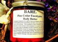 BARE PICK-ME-UP Pine Eucalyptus Body Butter