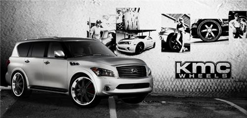 KMC WHEELS COLLECTION