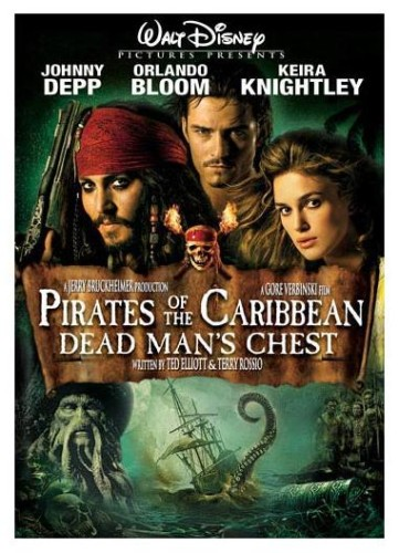 Pirates Of The Caribbean Dead Mans Chest 2006 Dvd Ws Icompugeek
