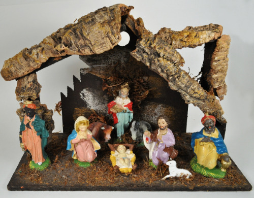 Nativity Creche Made in Italy One Piece