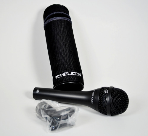 MP70 TC Helicon Microphone Package