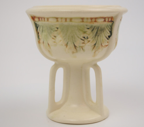 Weller Pottery Compote Roma