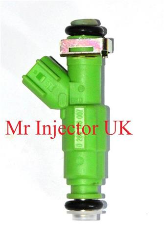 One 1 Flow Tested Refurbished Fuel Injector Bosch # 0280156007