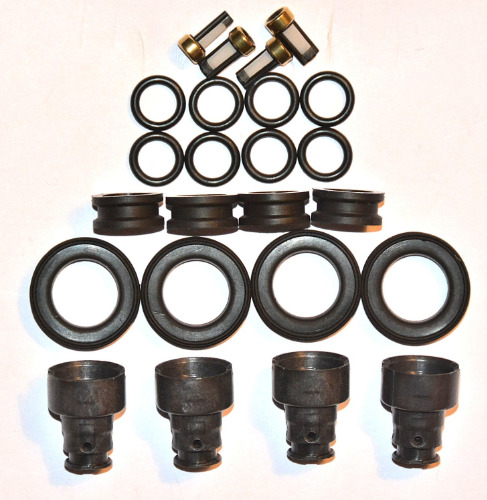 6 O-Ring Kit for Direct Injection Injectors VW GM GDI Fuel Injector Seal