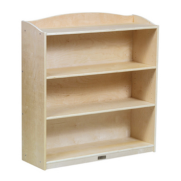 Single-Sided Bookcase - 36 H inch