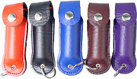1/2oz 17% Streetwise Pepper Spray - Assorted Colors