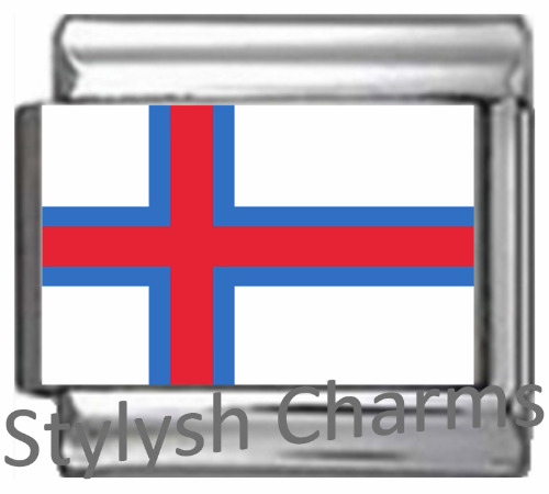 PC229 Faroe Island Flag
