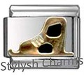 Italian Charm ICE SKATING BOOT Enamel Charm SP002
