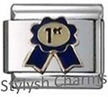 Italian Charm 1ST PLACE FIRST PLACE Enamel Charm SP057