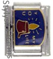 YOU LIGHT UP MY LIFE FAMILY FRIENDS Enamel Italian Charm 9mm - 1 x NC223 Link