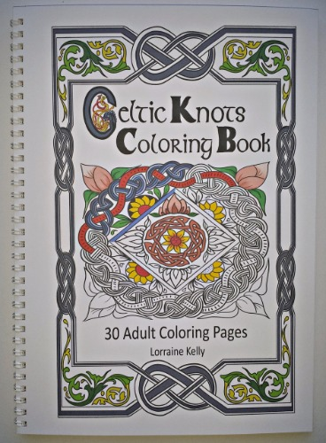 deluxe edition celtic knots coloring book - Celtic Coloring Book