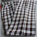 300# Brown Plaid Pants/Trousers/Outfit 1/4 MSD AOD DZ BJD Dollfie
