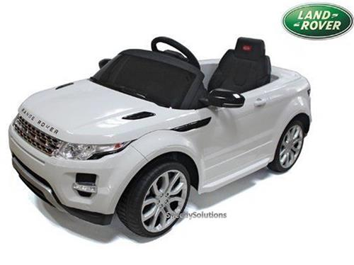 Licensed Land Rover Evoque Kids Parental Radio Control Ride On Car Riding Toy