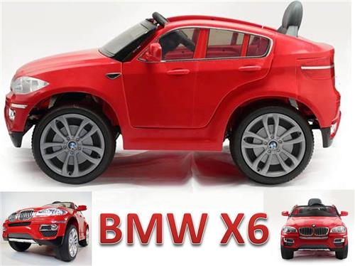 kids 12v x6 bmw doors open car ride on power rc parental remote control wheels