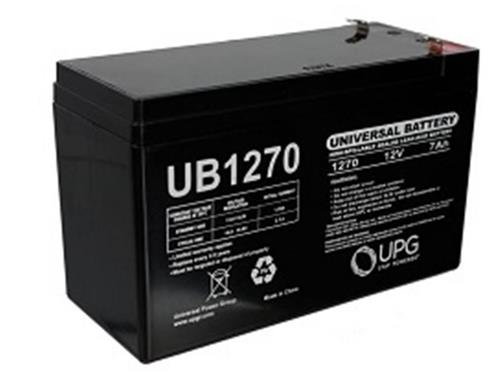 Replacement 12V 7AH Universal Battery For 12 Volt Ride On Cars We Sell