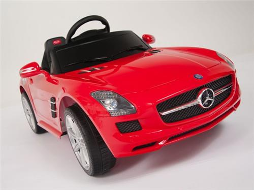 new mercedes benz sls amg ride on remote control power