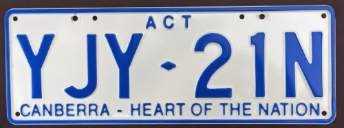 ACT - HEART OF THE NATION - YJY-21N