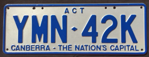 ACT NATION'S YMN-42K