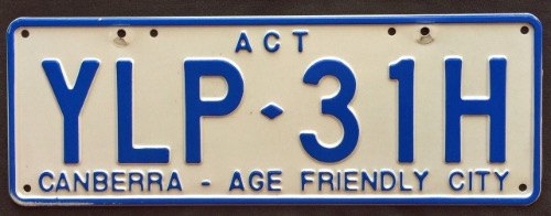 ACT AGE FRIENDLY CITY YLP-31H