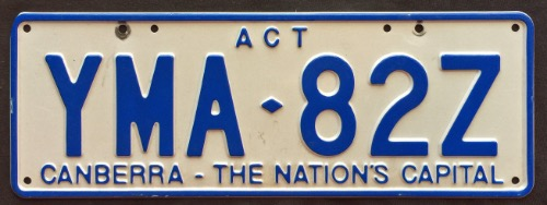 ACT NATION'S CAPITAL YMA-82Z