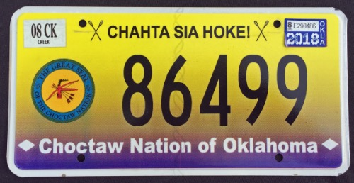 Choctaw Nation 86499 '18