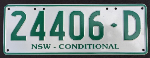 NSW Conditional 24406-D