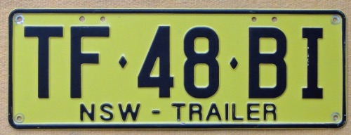 NSW TRAILER TF-48-BI