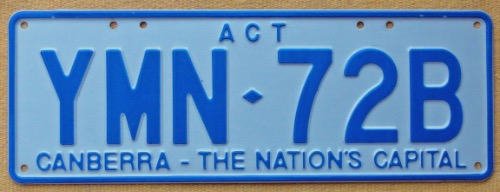ACT NATION'S CAP YMN-72B