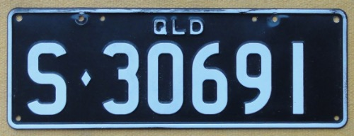 QLD Special S-30691