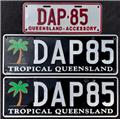 QLD TROPICAL DAP85 Pair + Acc