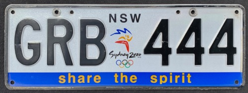 NSW OLYMPIC GRB-444