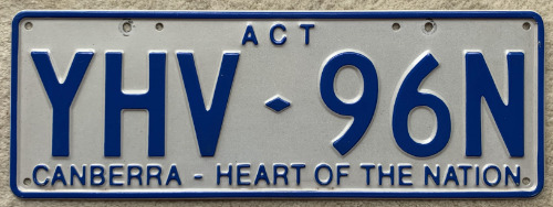 ACT Heart Of The Nation YHV-96N