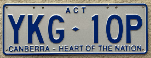 ACT Heart Of The Nation YKG-10P