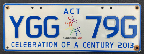 ACT Celebration of a Century YGG-79G