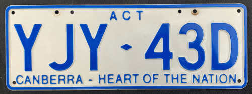 ACT Heart of the Nation YJY-43D