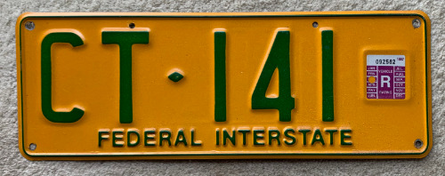 NT Federal In terstate CT-141 '97