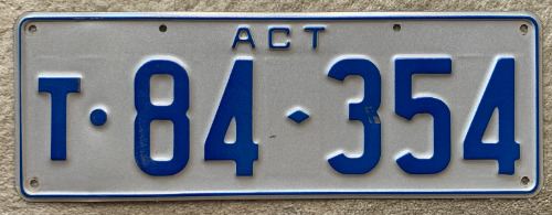ACT TRAILER T-84-354