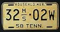 Tennessee Household Mover 32 M-5-02W '58.jpg