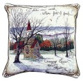 Amazing Grace Inspirational Decorative Tapestry Pillow