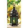 Green Glass Moroccan Lantern (1).jpeg